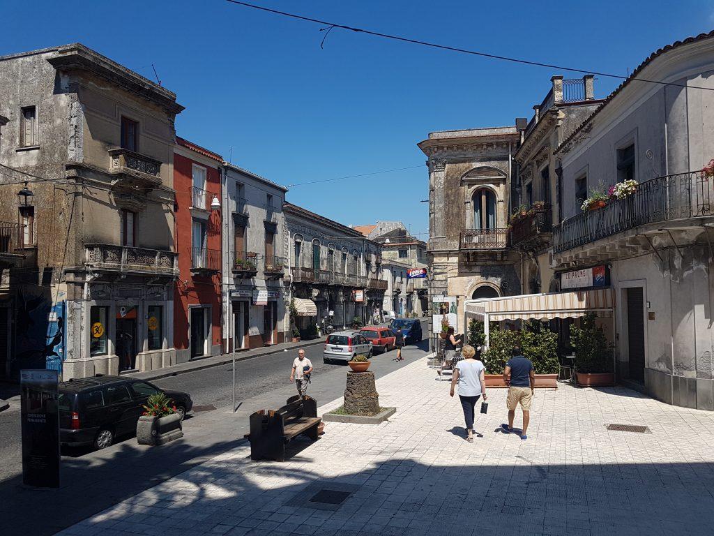 Centro storico di Linguaglossa