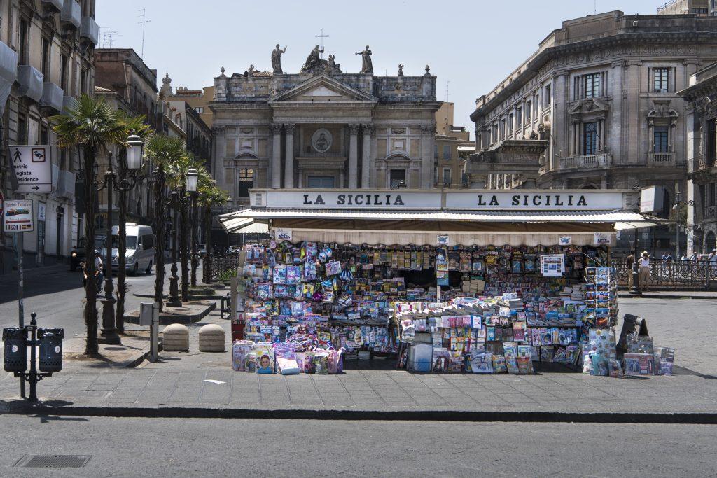 Rivendita giornali La sicilia