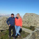 Trekking sulle rocce di Argimusco