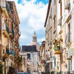 Via Gesuiti in Catania