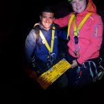 Grotta dei tre livelli - Anniek e Alessandro