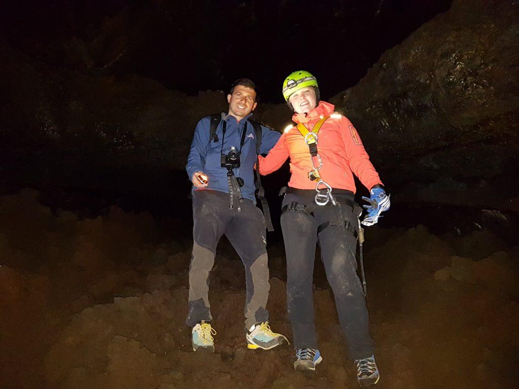 In de lavagrot Grotta dei tre livelli