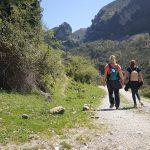 Passeggiata alla Cascata del Catafurco