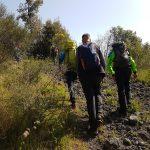 Passeggiata sulla lava di Monte Ilice