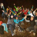 Visita di gruppo nella grotta cicirello