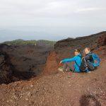 Etna kraters 2002 wandeling