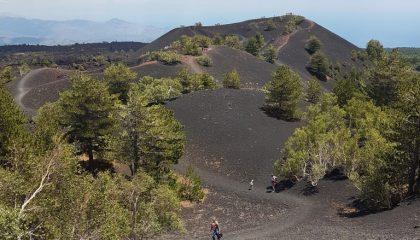 Monti Sartorius - Etna Nord