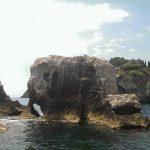 Olifant rots Giardini Naxos - Taormina boottocht