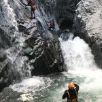 Alcantara canyoning