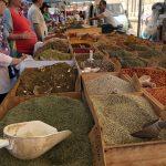 Colori e profumi al mercato di siracusa