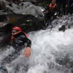 Body rafting gole dell'Alcantara