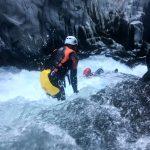Bodyrafting Gole Alcantara fiume