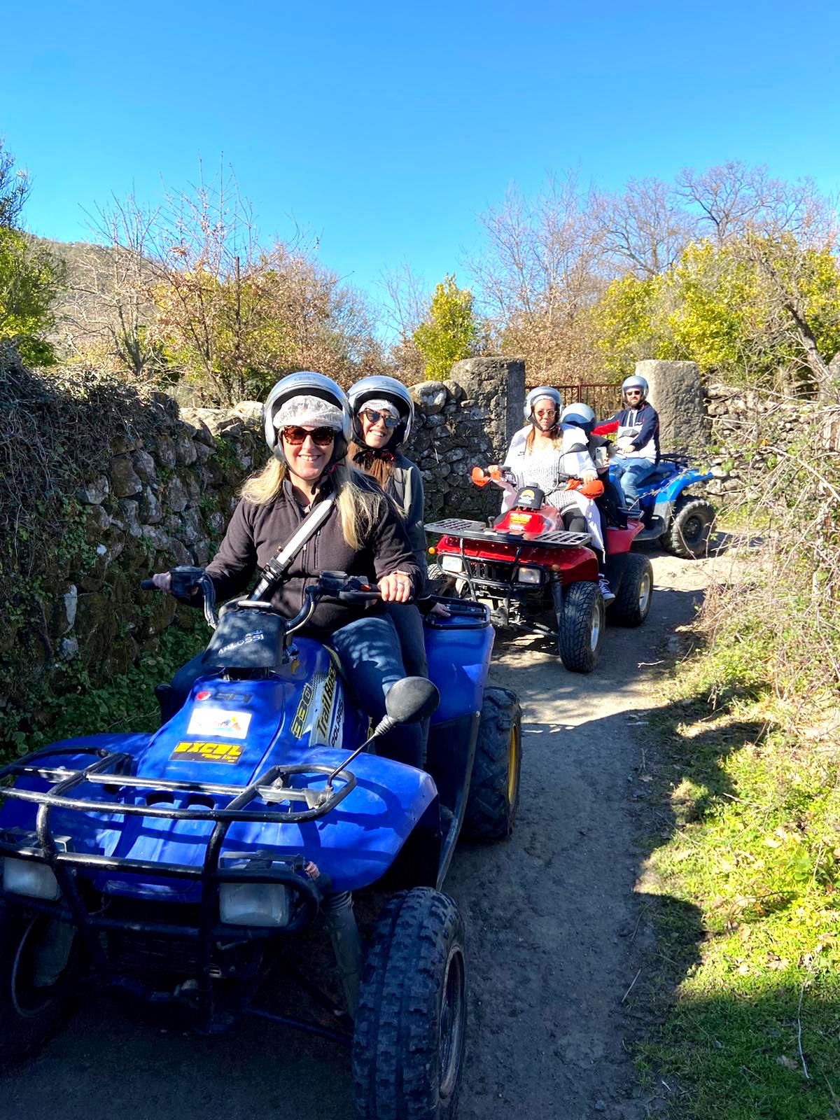Alcantara quad escursione