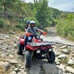 Alcantara quad tour Fiume Alcantara Sicilia