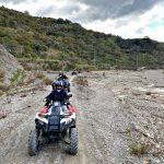 Alcantara quad tour - Fiume Sicilia