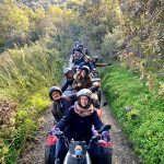 Alcantara quad tour gruppo