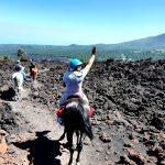 Escursione cavallo Etna Nord