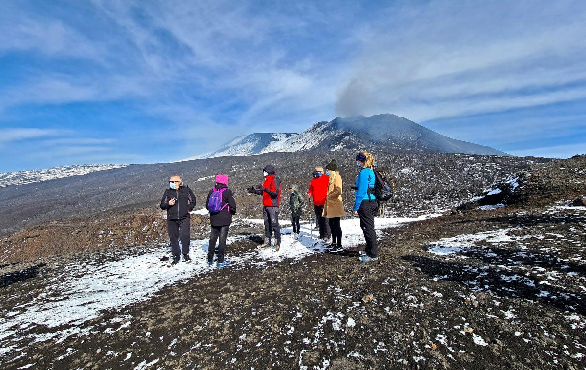 escursione etna sud 2900 metri