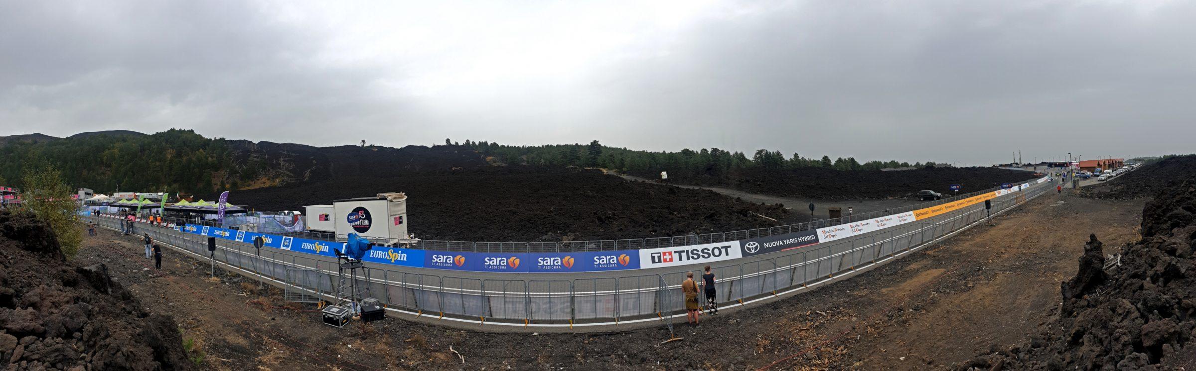 Giro d'Italia 2020 Etna Nord