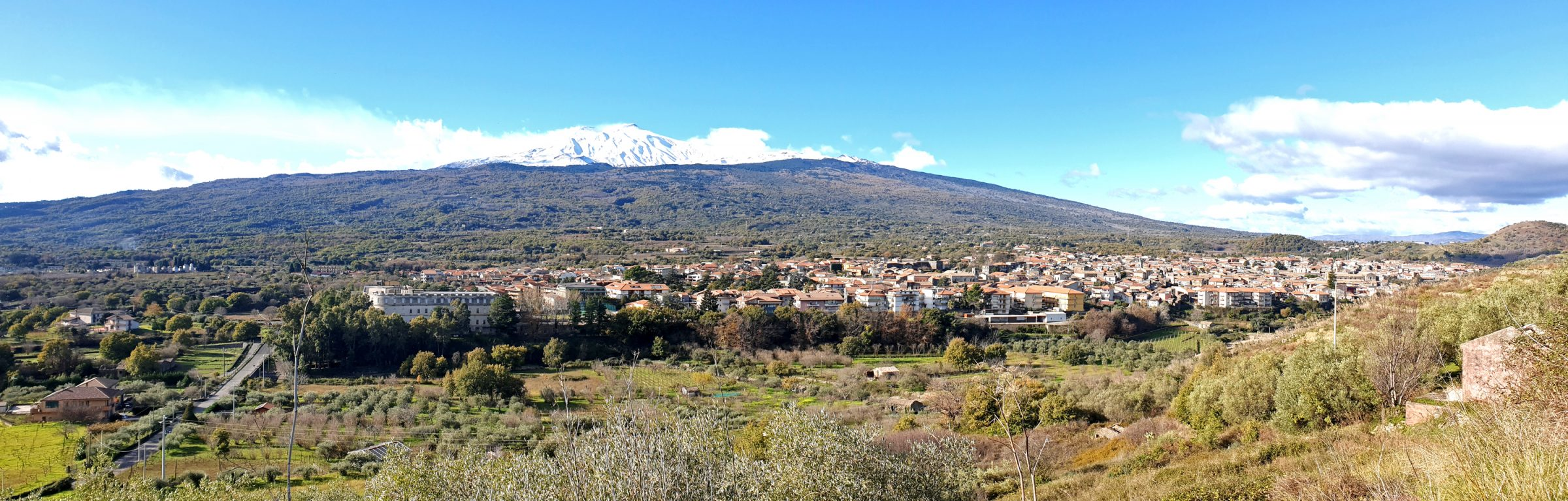 linguaglossa etna nord paesaggio vulcano etna