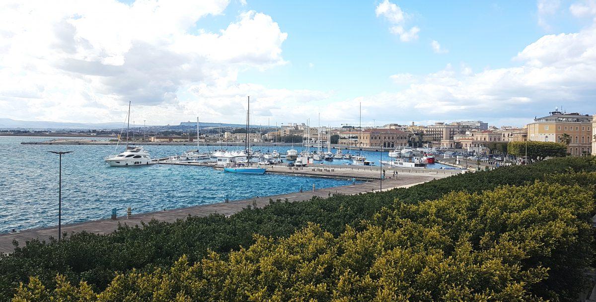 porto di siracusa