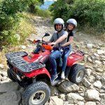 Quad escursione Alcantara