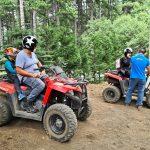 spiegazione guidare quad etna quad