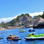 Taormina - Noleggio moto d'acqua