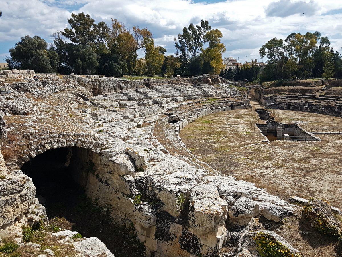 teatro greco siracusa arena