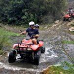 Valle Alcantara - Quad escursione