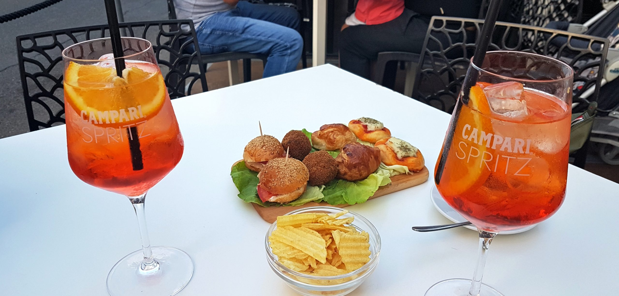 aperitivo sicilia aperol spritz