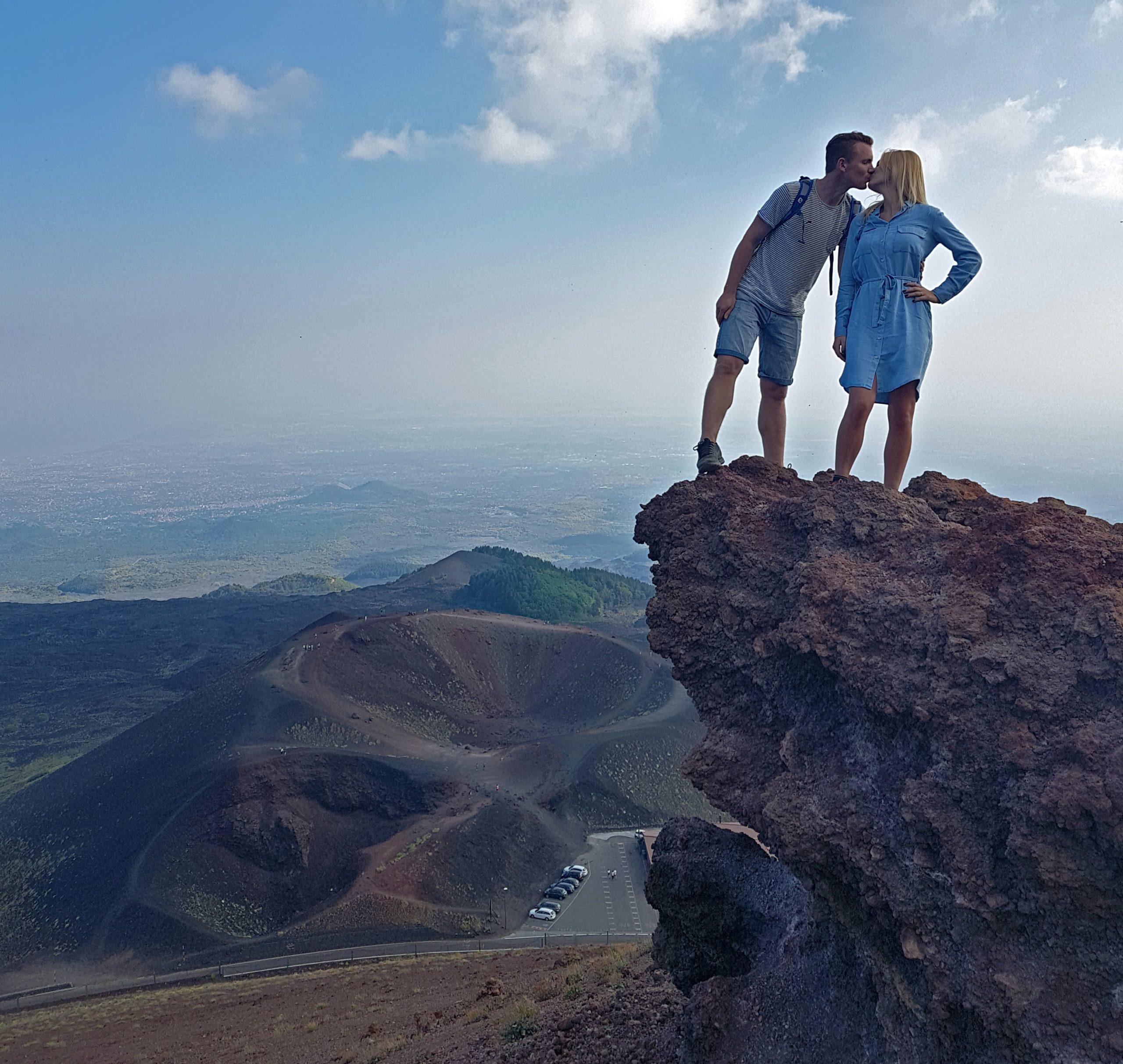 Bacio crateri Silvestri Etna Sud
