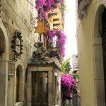 balcone fiori taormina