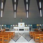 dentro chiesa madonna delle lacrime siracusa