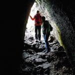 grotta del corruccio uscita