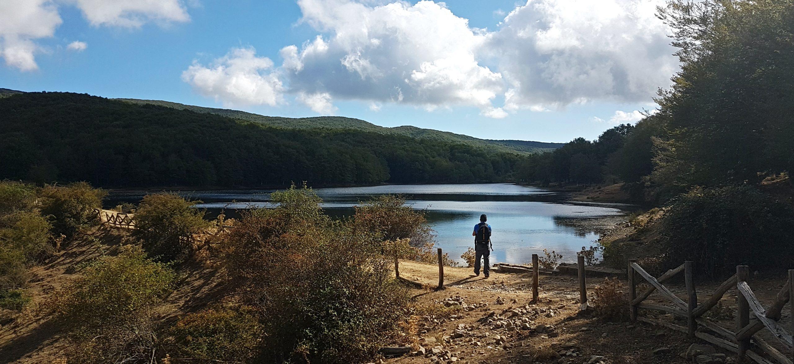 lago maulazzo trekking