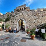muro taormina