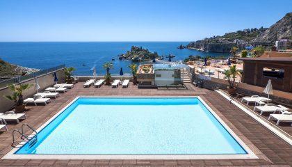 Panoramic hotel Taormina