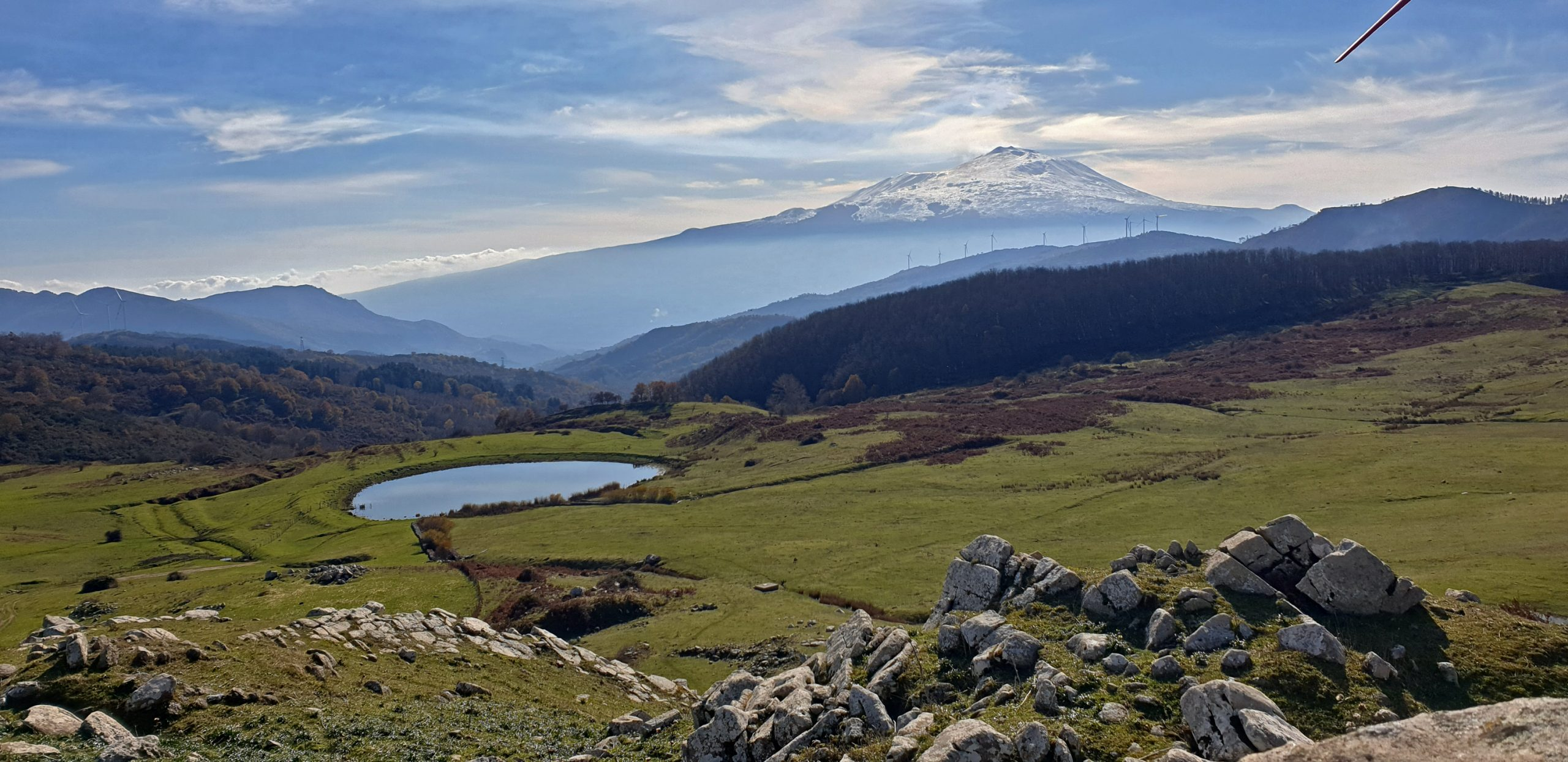 parco nebrodi vulcano etna