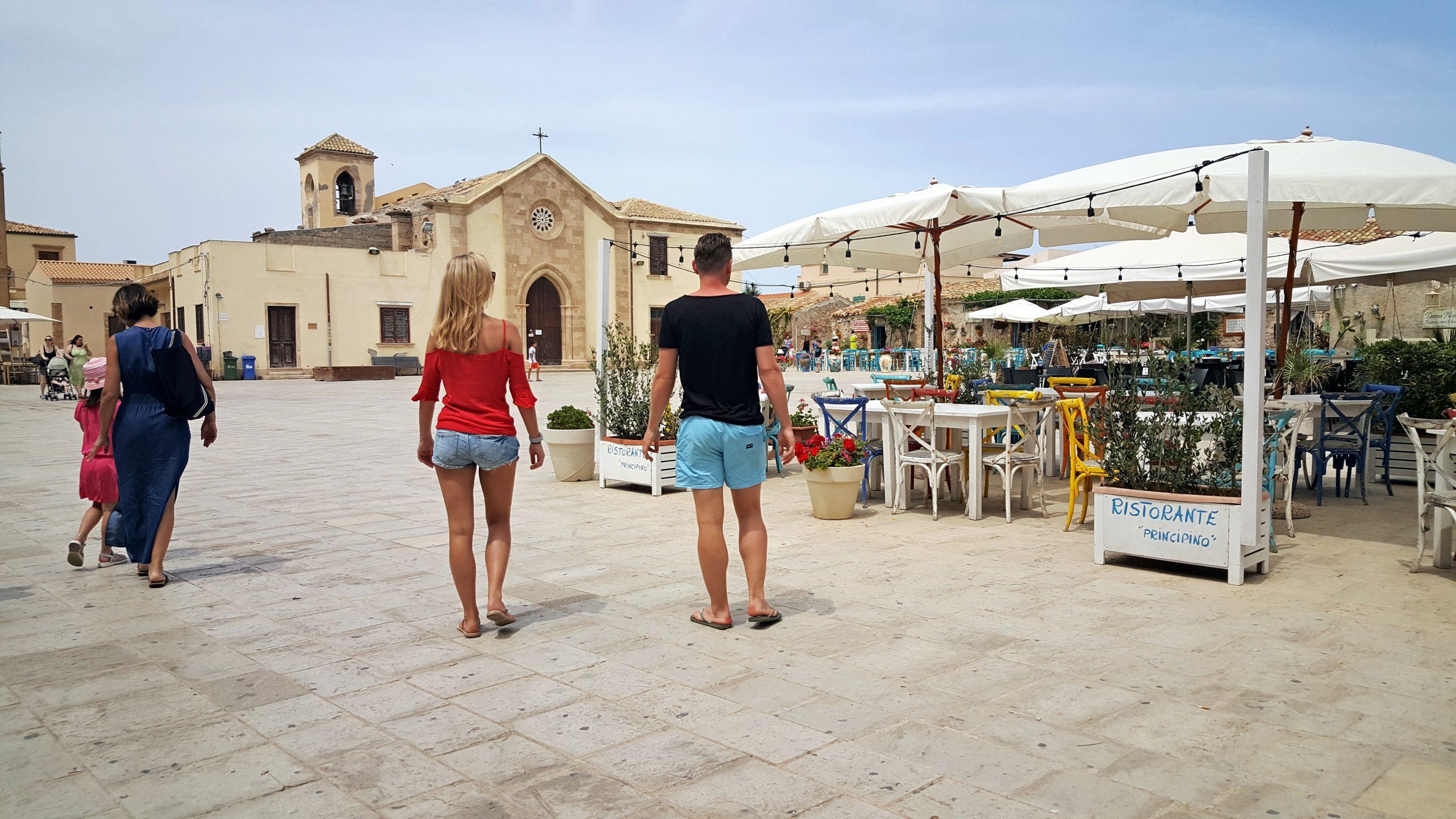 piazza marzamemi sicilia